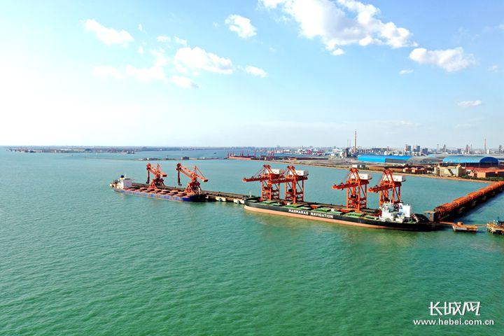 前11月河北矿砂进口近一亿吨 跨境电商进出口增204倍